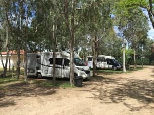 "041 Camping Merida, Merida GPS 38°56'06.0""N 6°18'16.1""W"