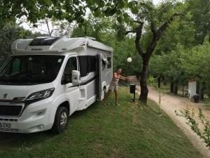 053 Camping Jaranda, Jarandilla de la Vera, Spain