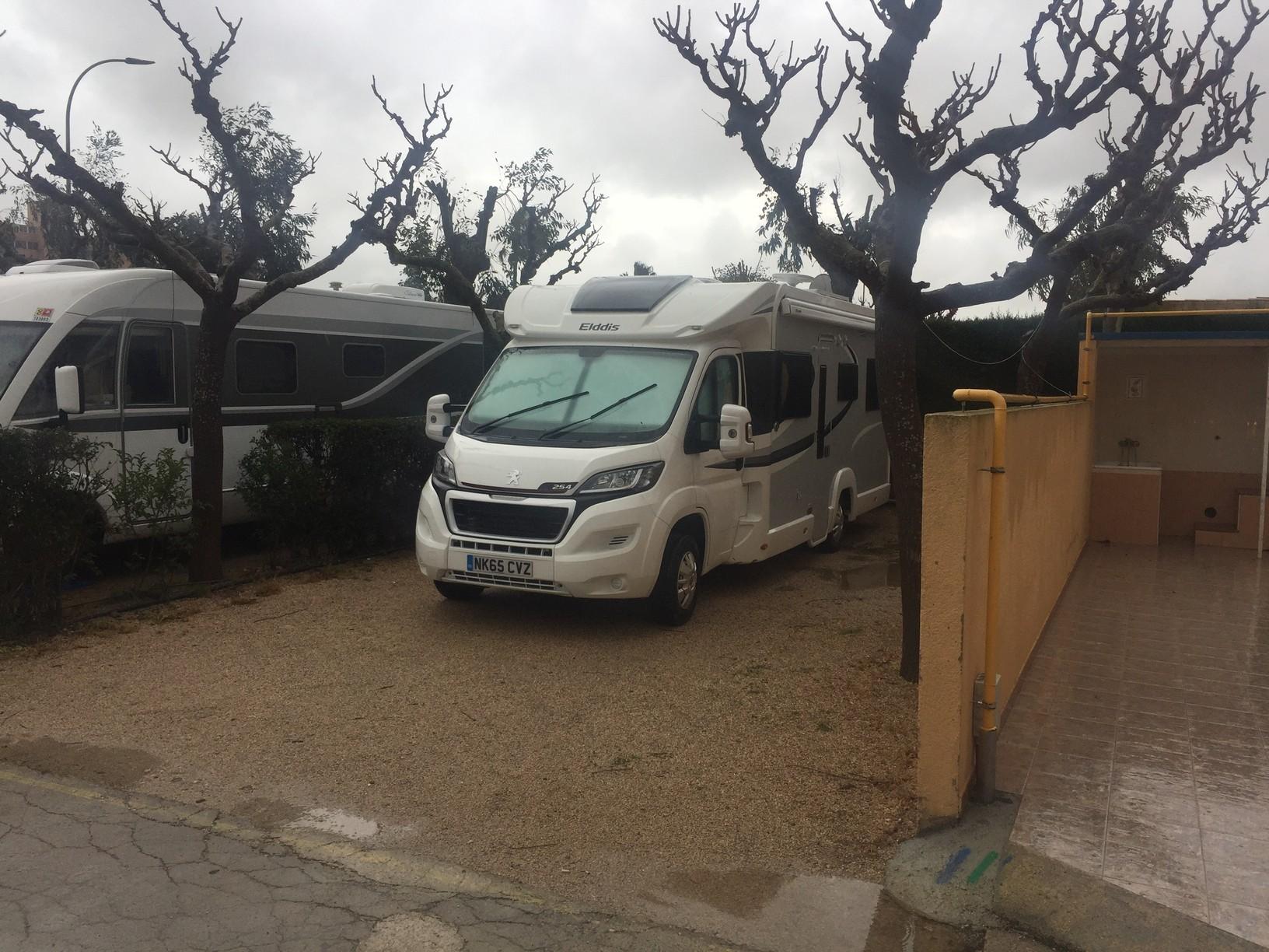 162 Camping Eden, Peniscola, Spain