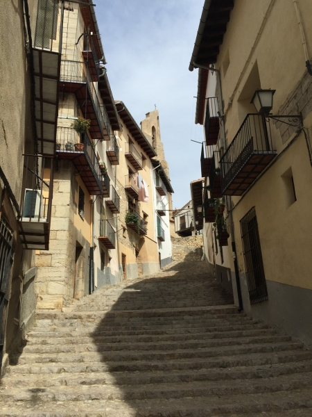 Morella street view