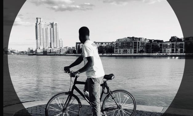The 'hows' and 'whys' of Baltimore: discussing the city with Savoy Adams