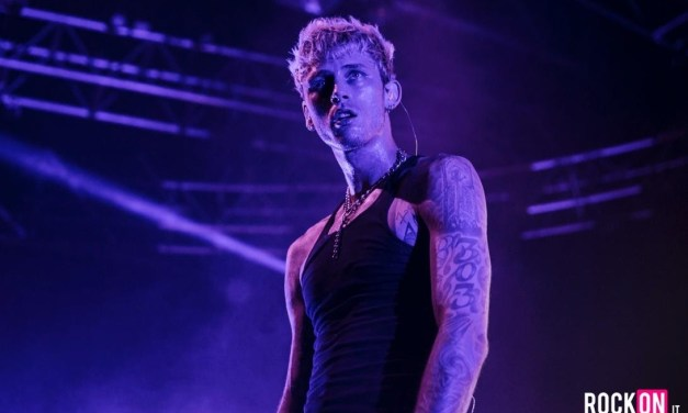 Machine Gun Kelly brings back pop punk with new hit album