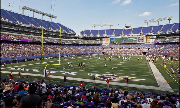 Ravens triumph over Titans during Wild Card weekend