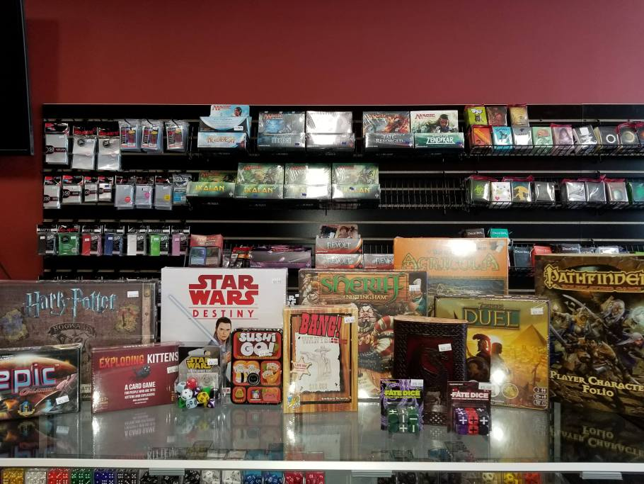 Star Wars, Family Games and more! |