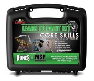 Bones Learn to Paint