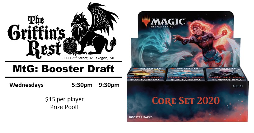 MtG: Booster Draft |