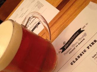 Bath Ales at Pieminister