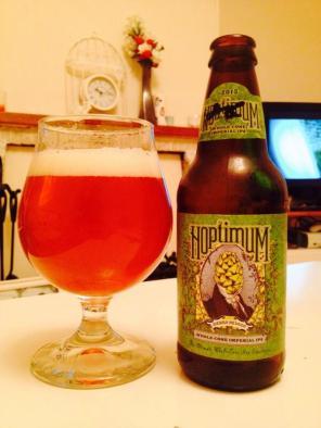 Sierra Nevada Hoptimum sent in by Dale Tucker via Twitter! Cheers mate!