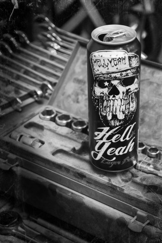 Pic attributed to Hell Yeah Beer