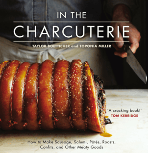 In The Charcuterie by Toponia Miller and Taylor Boetticher