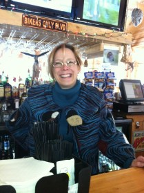 Owner of Black Mountain Lodge.