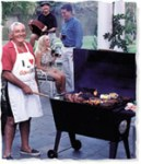 Cajun Grills by Percy Guidry of Louisianna