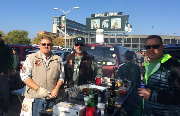 Grillin Tip:  Tailgate Planning
