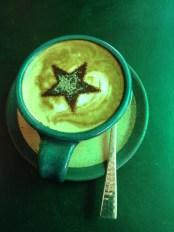 I am a little star!