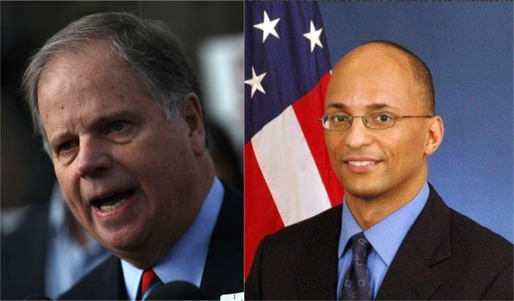 Alabama's Sen.-elect Doug Jones picks African-American chief of staff