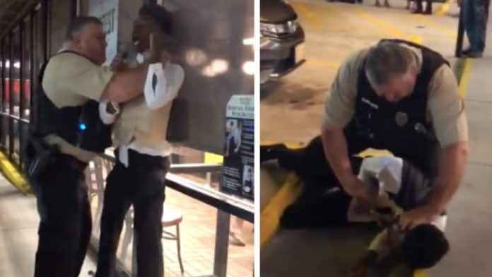 cop slams black man in tuxedo to ground at waffle house thegrio.com