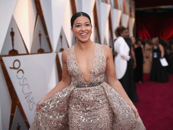 Gina Rodriguez apologizes after posting video singing n-word
