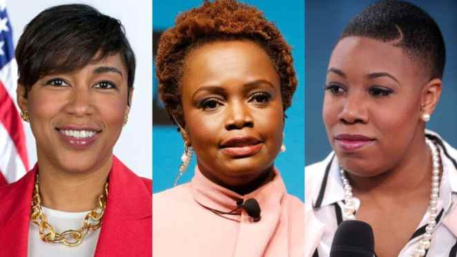 Black women to serve on Biden's all-women communications team - TheGrio :  TheGrio