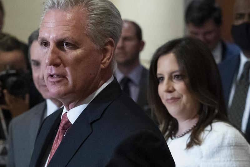 McCarthy opposes Jan. 6 commission, says group sho…