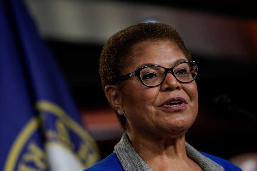 Congresswoman Karen Bass reportedly running for Lo…