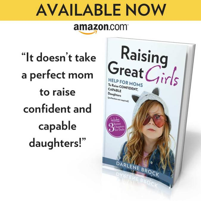 Raising Great Girls Available Now