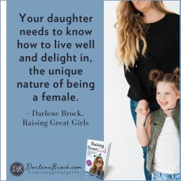 Unique-nature-of-being-female-Darlene-quote