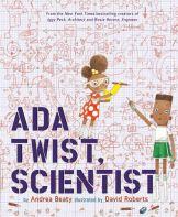 Ada Twist Scientist Book Cover