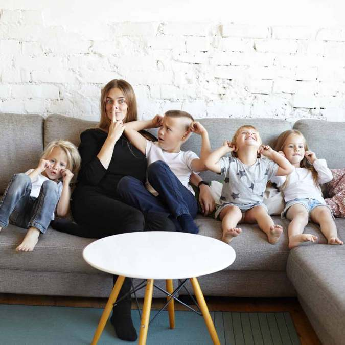 What Happened When This Mom Stopped Doing All the Things