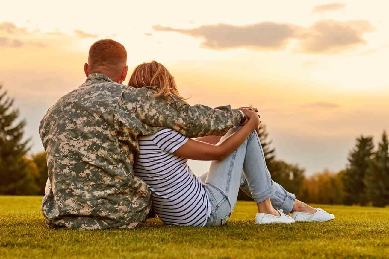 My Husband Fought for His Nation, but Lost a Battle at Home