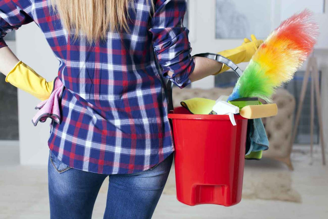 Why i stopped deep cleaning my house to start enjoying my kids