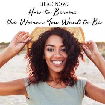how to become the woman you want to be board