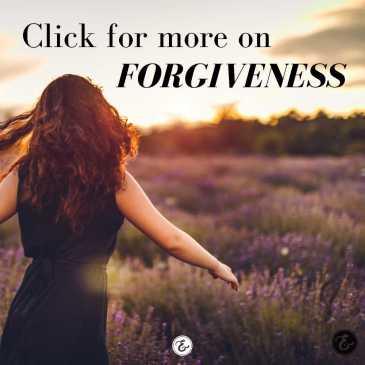 Forgiveness board