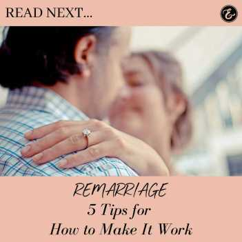 remarriage 5 tips for how to make it work