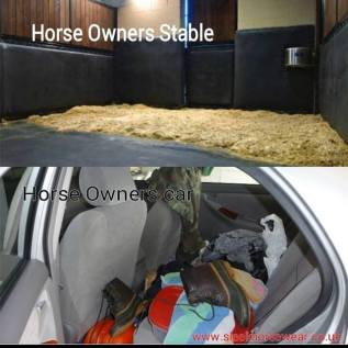 Freelance Grooms and Freelance Groom Jobs - A horse person's car