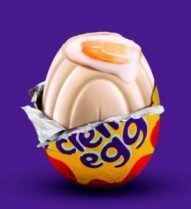 10 funny, interesting and simply ridiculous facts about Easter - special white chocolate Cadburys Creme Egg