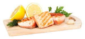 Feeding YOURSELF for performance - healthy eating for equine grooms - Fish is a good source of protein