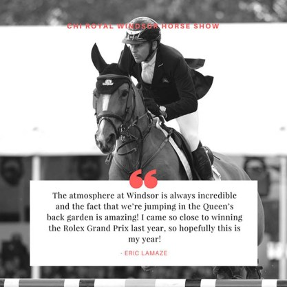 The ultimate guide to the Royal Windsor Horse Show - Showjumping