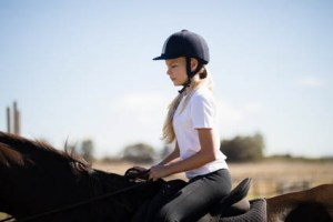 Become a horse riding instructor - qualities