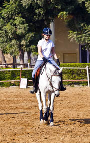 Become a horse riding instructor - specialist instructors
