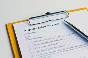 A Job Seekers Guide to Reference Checks - Telephone references