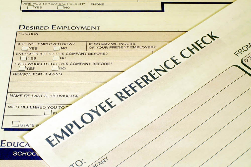 A Job Seekers Guide to Reference Checks