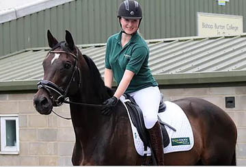 Get into Dressage to Music by Alanna Clarke
