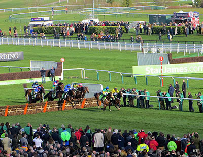 Horse Racing at Cheltenham