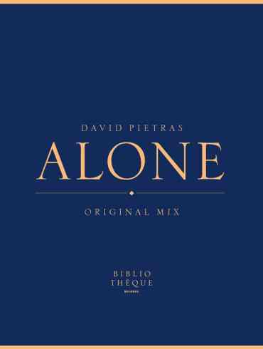 David Pietras Alone THÈQUEHOUSE Chapter Ten Sebjak