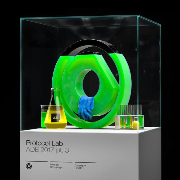 Protocol Lab Protocol Recordings Amsterdam Dance Event ADE