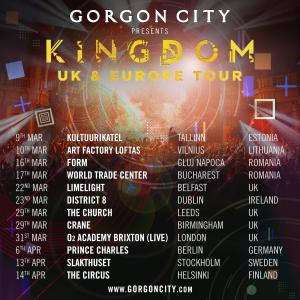 gorgon city grooves on the vinyl