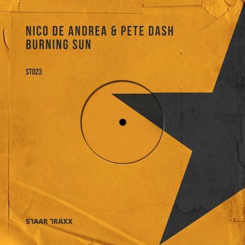 Nico de Andrea Pete Dash Burning Sun Staar Traxx
