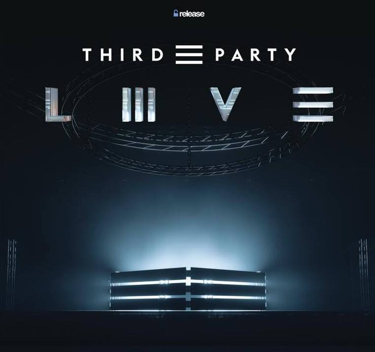 Third Party LIIIVE show second album