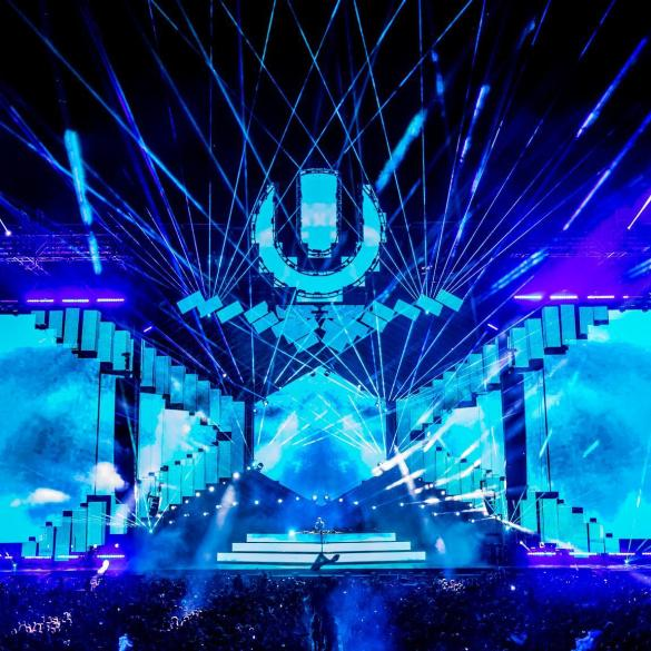 Ultra Music Festival miami 2018 Day 1