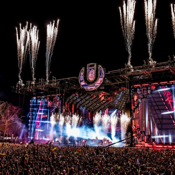 Ultra Music Festival miami 2018 Day 2 mainstage